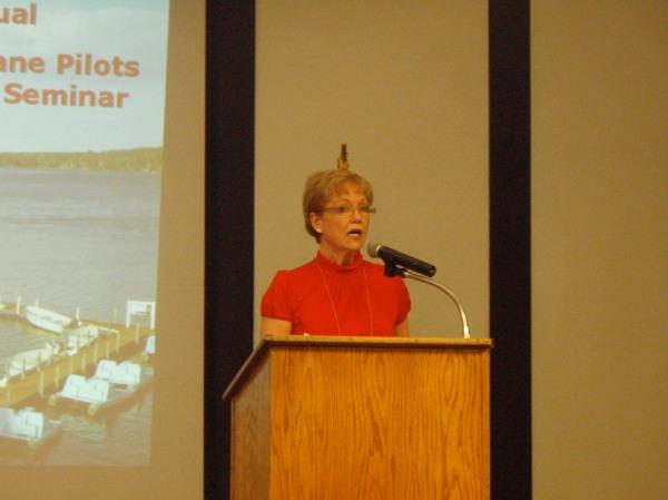 Mary Alverson, MSPA Vice President
