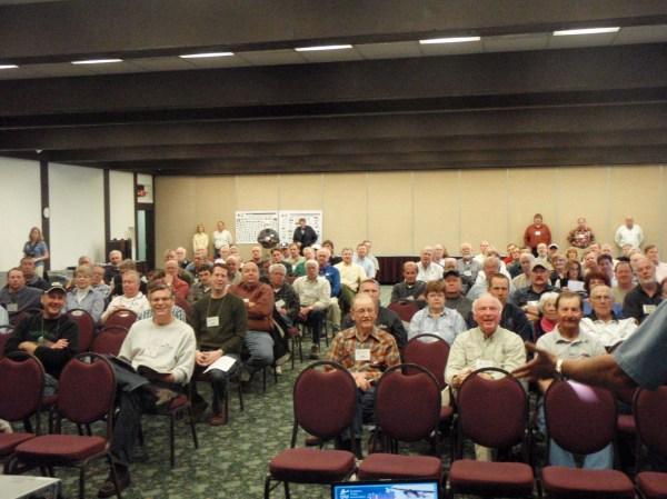 MSPA Seminar attendees